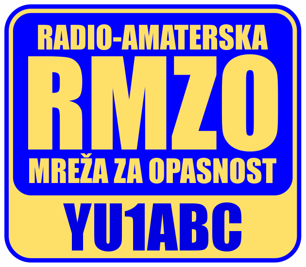 RMZO (EMERGENCY SERVICE) YU1ABC