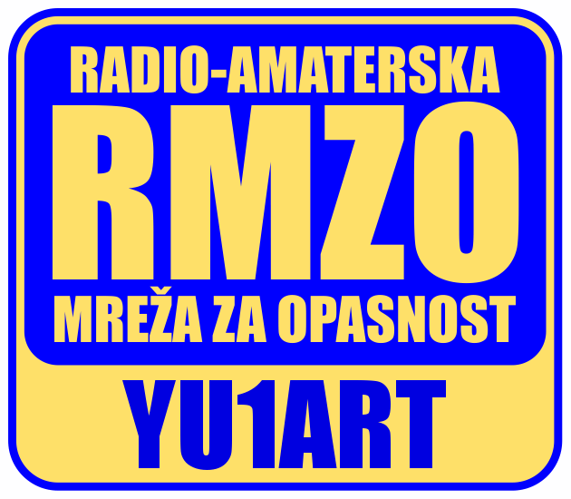 RMZO (EMERGENCY SERVICE) YU1ART