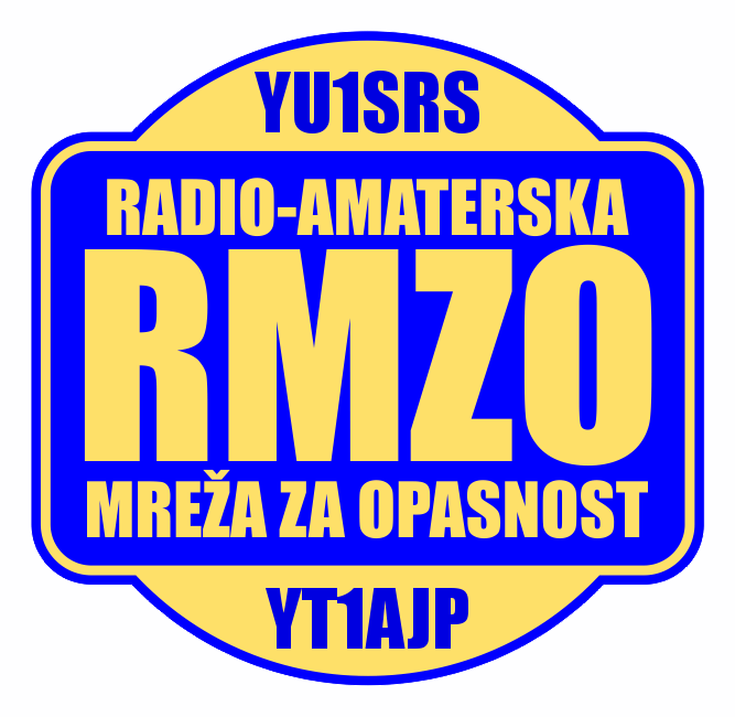 RMZO (EMERGENCY SERVICE) YT1AJP