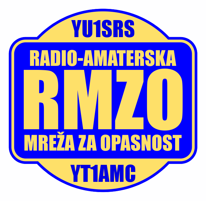 RMZO (EMERGENCY SERVICE) YT1AMC