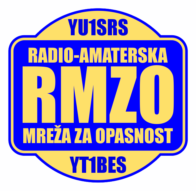 RMZO (EMERGENCY SERVICE) YT1BES
