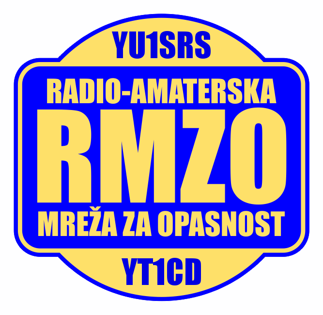 RMZO (EMERGENCY SERVICE) YT1CD