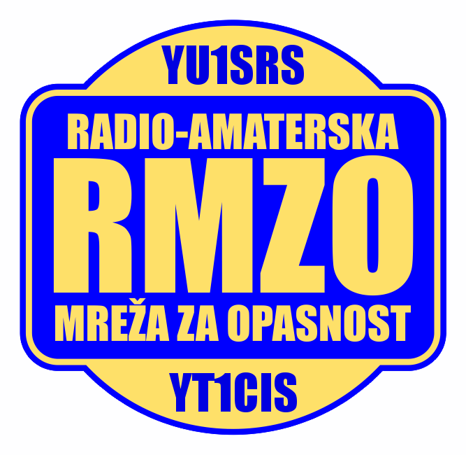 RMZO (EMERGENCY SERVICE) YT1CIS