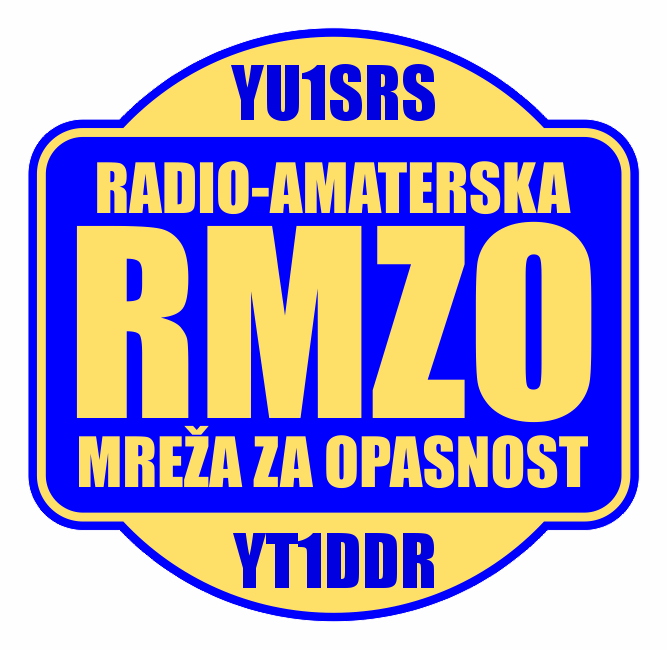 RMZO (EMERGENCY SERVICE) YT1DDR