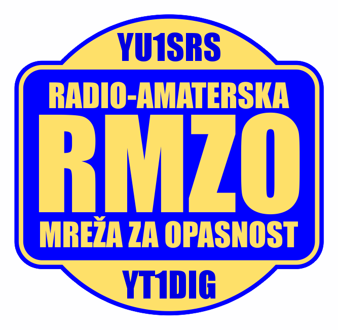 RMZO (EMERGENCY SERVICE) YT1DIG
