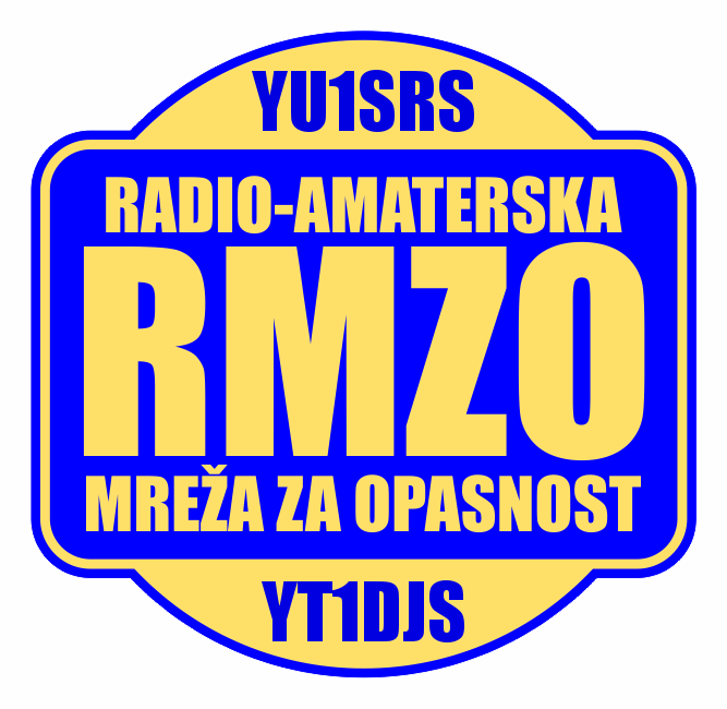 RMZO (EMERGENCY SERVICE) YT1DJS
