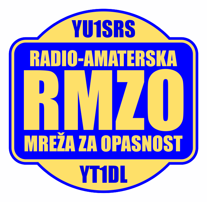 RMZO (EMERGENCY SERVICE) YT1DL
