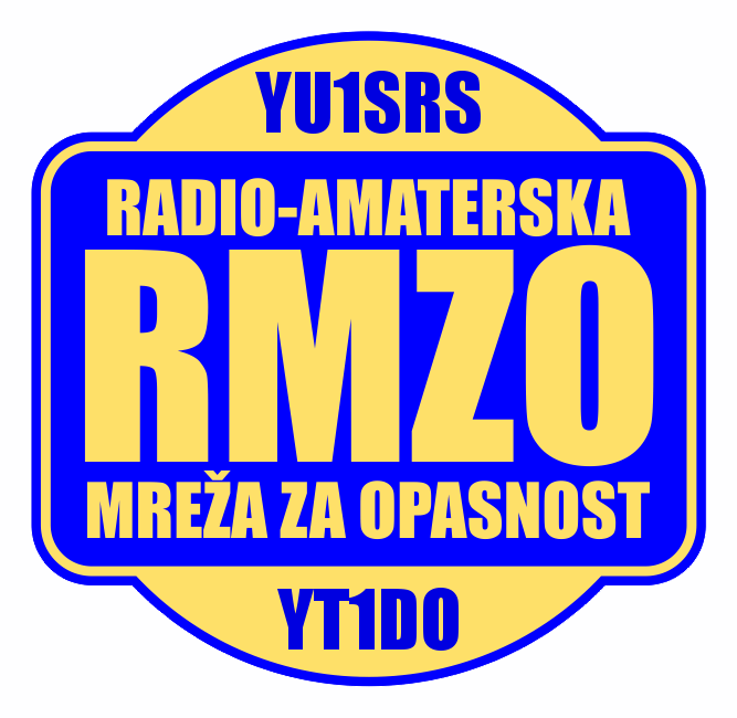 RMZO (EMERGENCY SERVICE) YT1DO