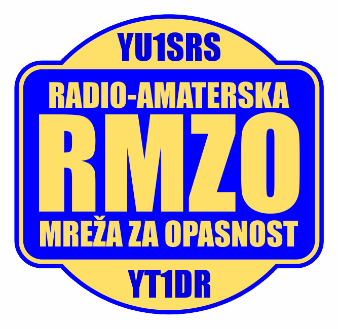 RMZO (EMERGENCY SERVICE) YT1DR