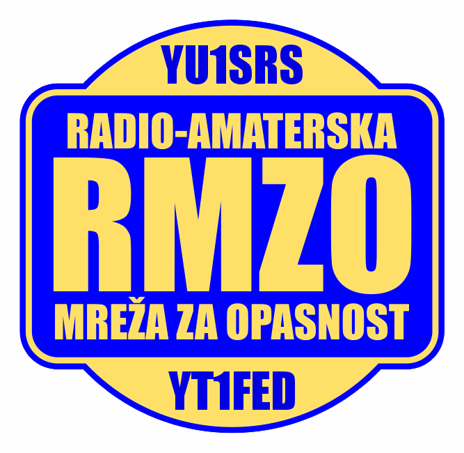 RMZO (EMERGENCY SERVICE) YT1FED
