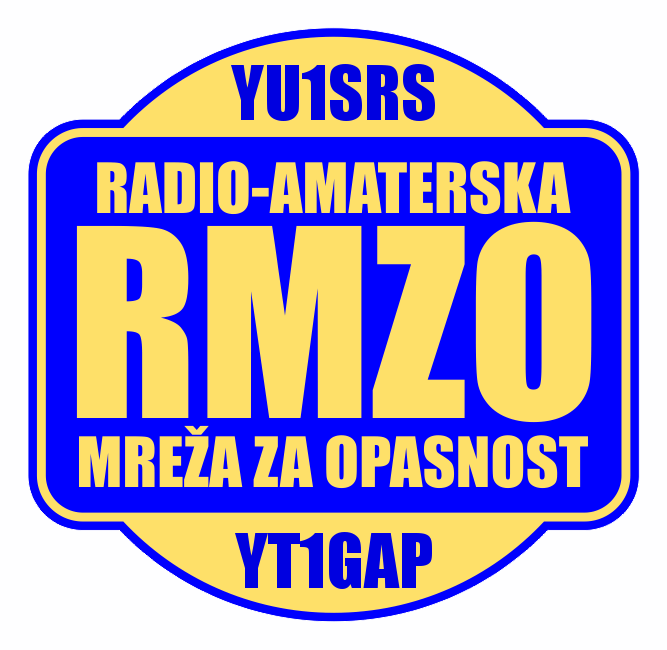 RMZO (EMERGENCY SERVICE) YT1GAP