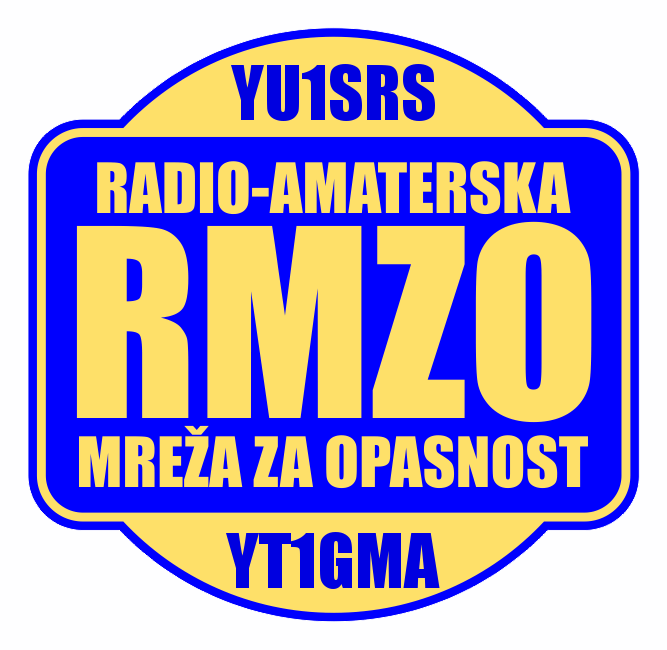 RMZO (EMERGENCY SERVICE) YT1GMA