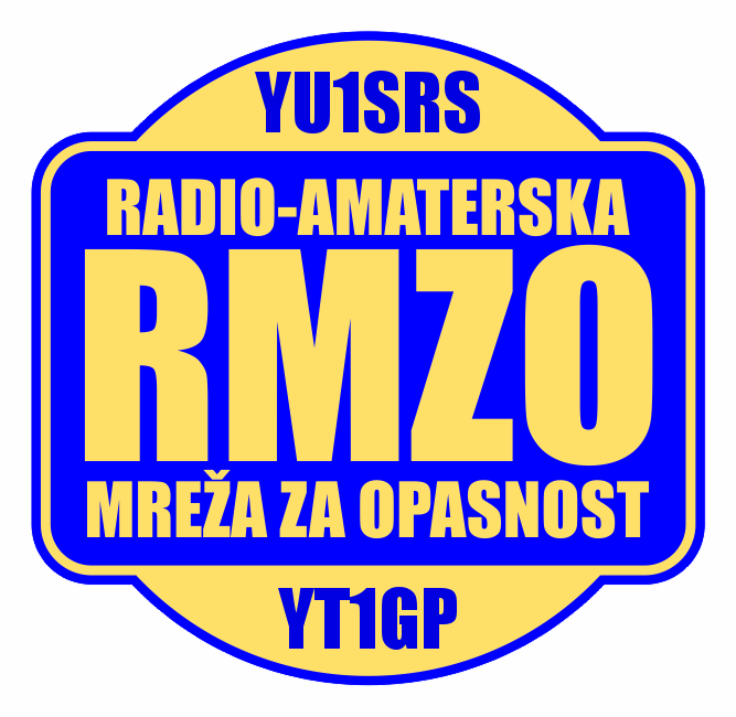 RMZO (EMERGENCY SERVICE) YT1GP