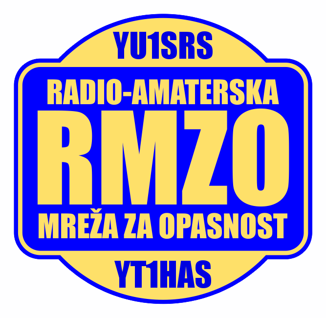 RMZO (EMERGENCY SERVICE) YT1HAS