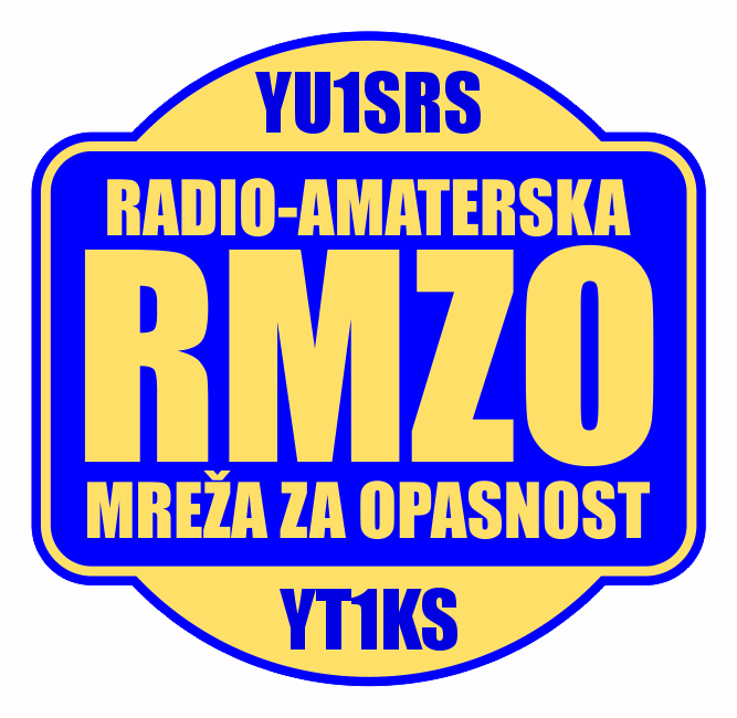 RMZO (EMERGENCY SERVICE) YT1KS