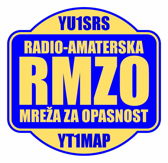 RMZO (EMERGENCY SERVICE) YT1MAP