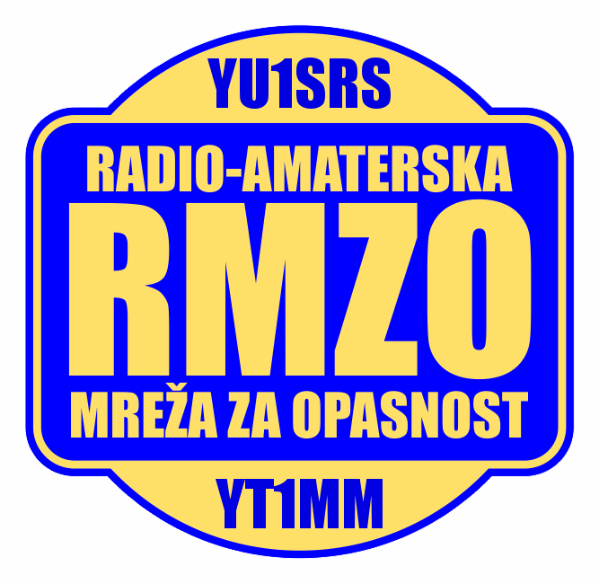 RMZO (EMERGENCY SERVICE) YT1MM