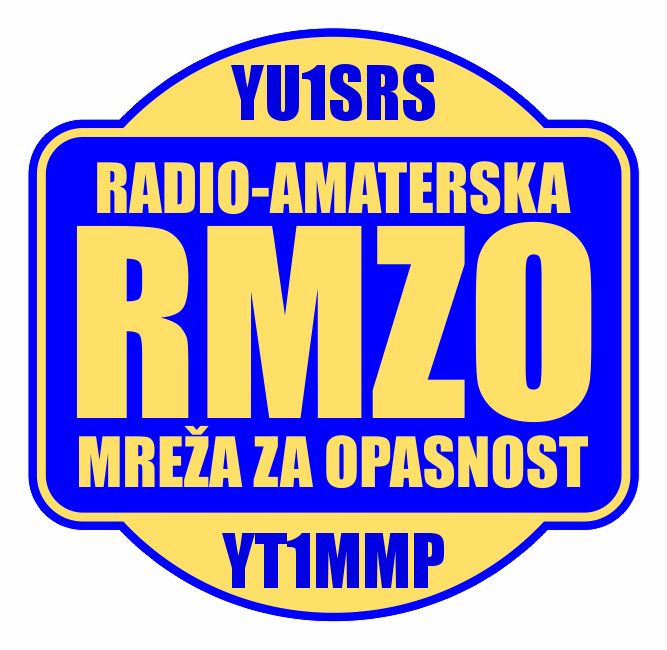 RMZO (EMERGENCY SERVICE) YT1MMP