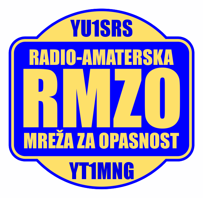 RMZO (EMERGENCY SERVICE) YT1MNG