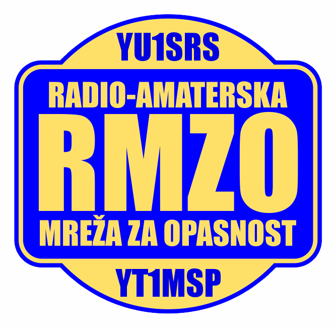 RMZO (EMERGENCY SERVICE) YT1MSP