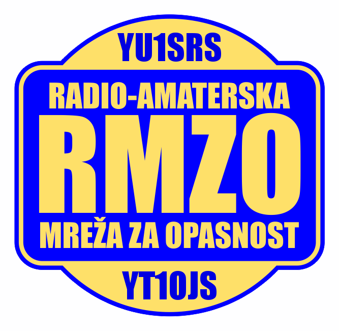 RMZO (EMERGENCY SERVICE) YT1OJS