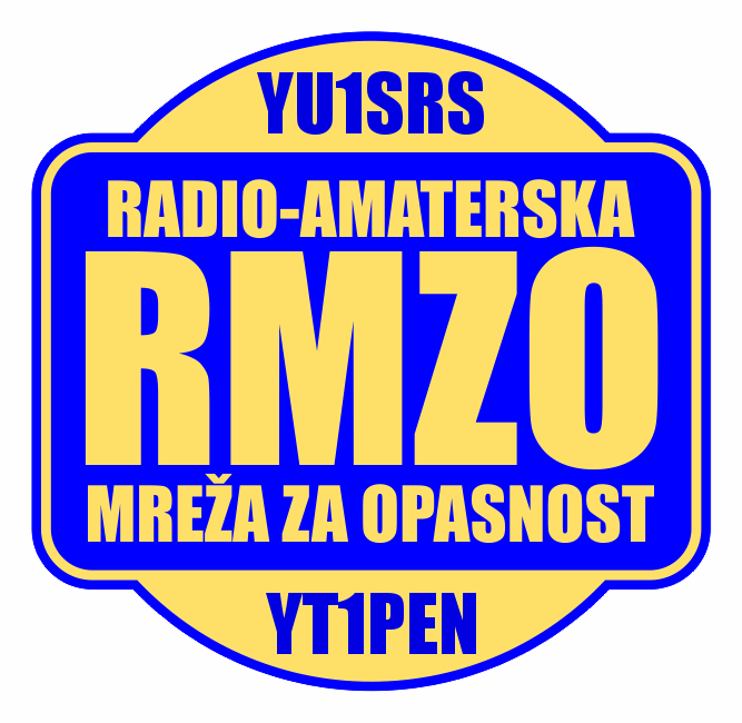 RMZO (EMERGENCY SERVICE) YT1PEN