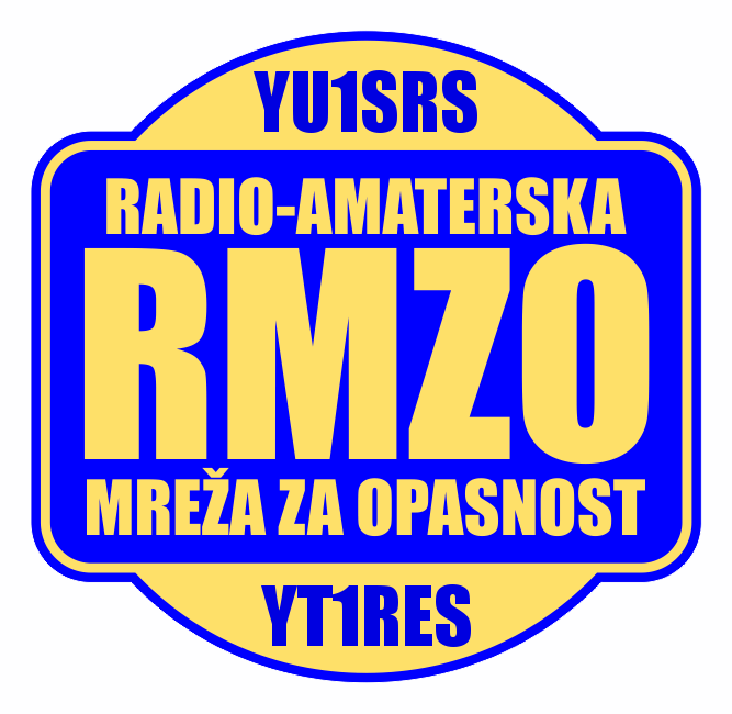 RMZO (EMERGENCY SERVICE) YT1RES