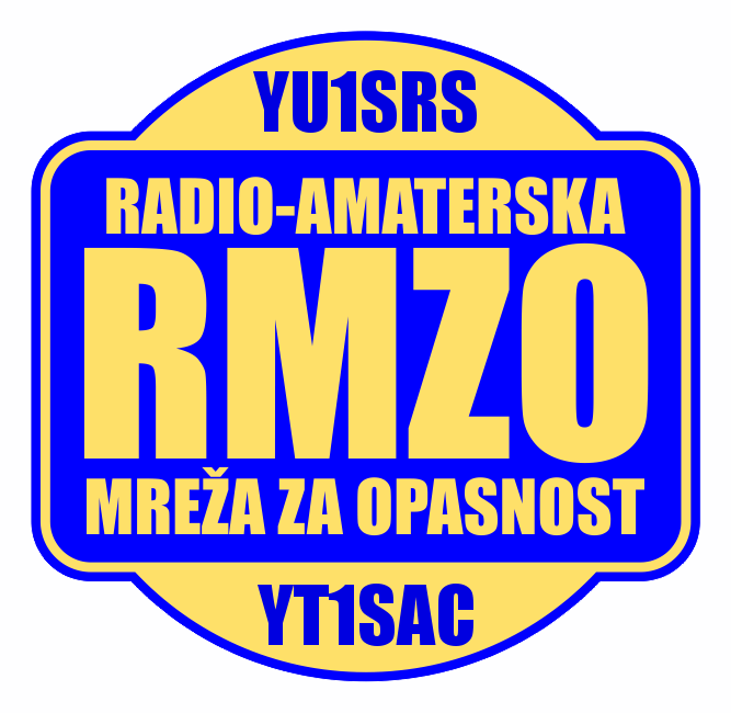 RMZO (EMERGENCY SERVICE) YT1SAC