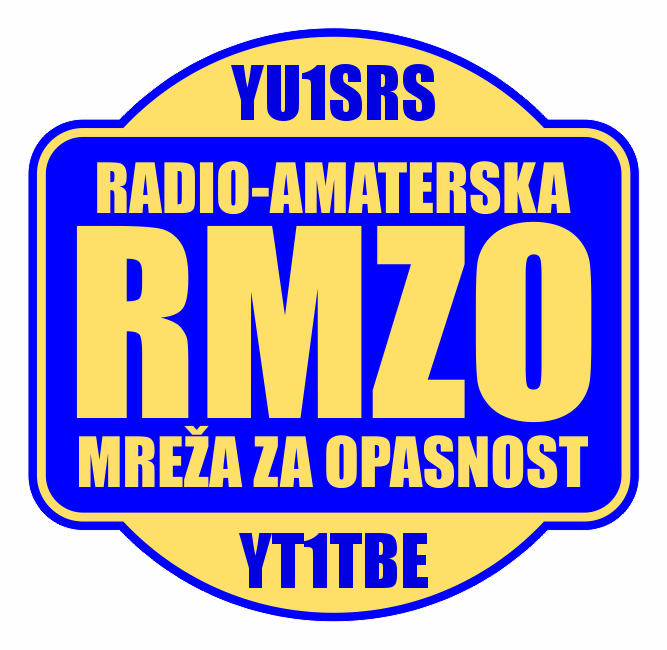RMZO (EMERGENCY SERVICE) YT1TBE