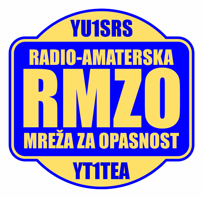 RMZO (EMERGENCY SERVICE) YT1TEA