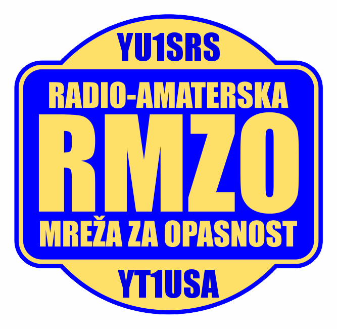 RMZO (EMERGENCY SERVICE) YT1USA