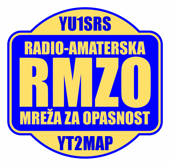 RMZO (EMERGENCY SERVICE) YT2MAP