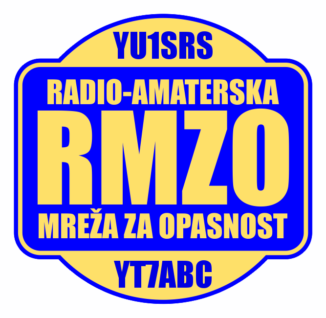 RMZO (EMERGENCY SERVICE) YT7ABC