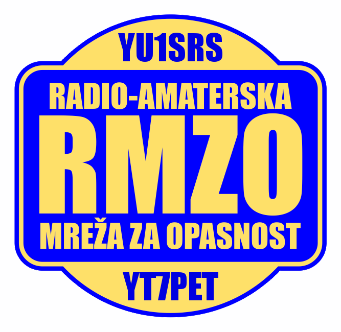 RMZO (EMERGENCY SERVICE) YT7PET