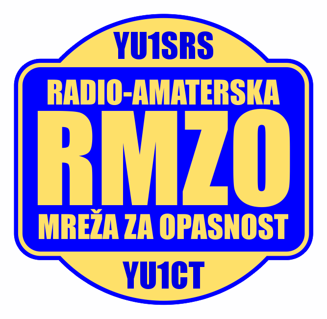 RMZO (EMERGENCY SERVICE) YU1CT