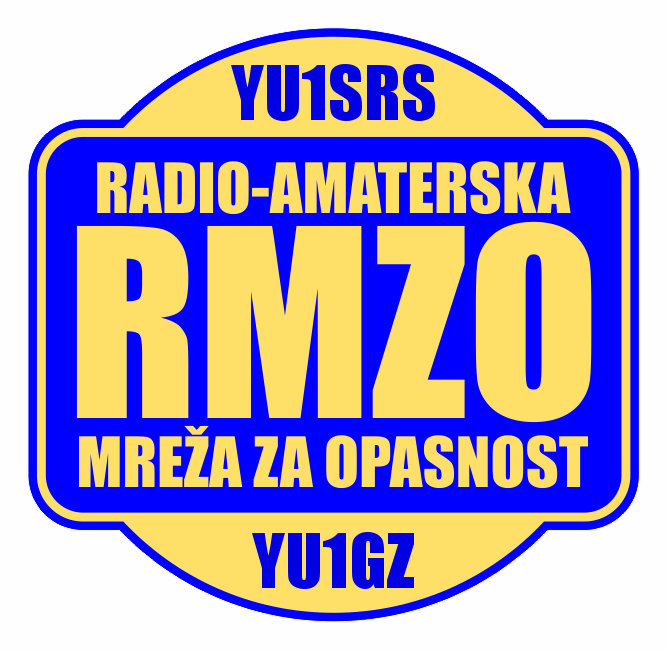 RMZO (EMERGENCY SERVICE) YU1GZ