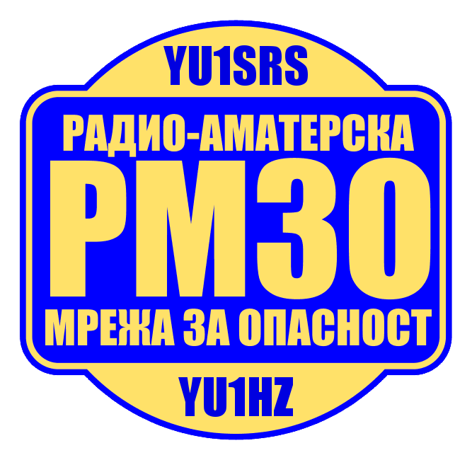 RMZO (EMERGENCY SERVICE) YU1HZ