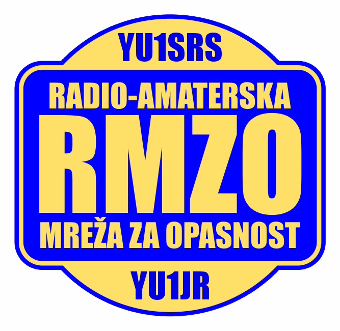 RMZO (EMERGENCY SERVICE) YU1JR