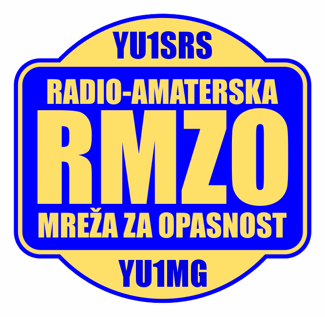RMZO (EMERGENCY SERVICE) YU1MG