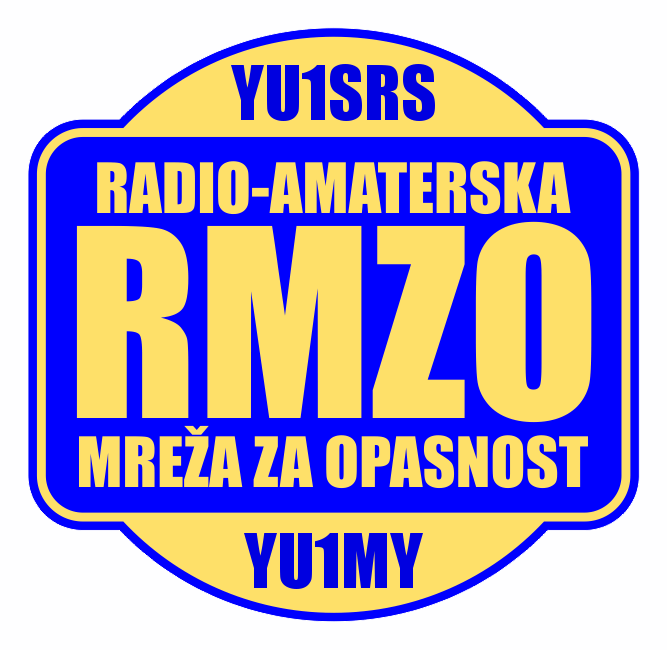 RMZO (EMERGENCY SERVICE) YU1MY