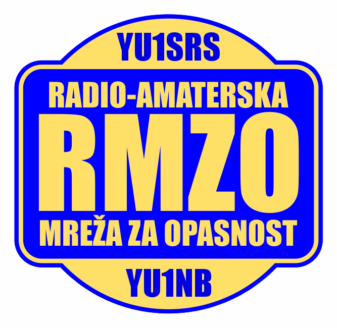RMZO (EMERGENCY SERVICE) YU1NB