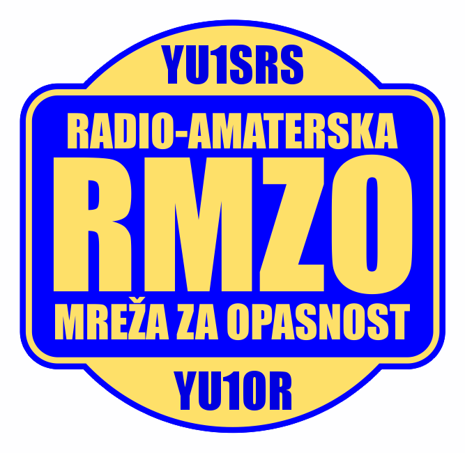 RMZO (EMERGENCY SERVICE) YU1OR YT5B