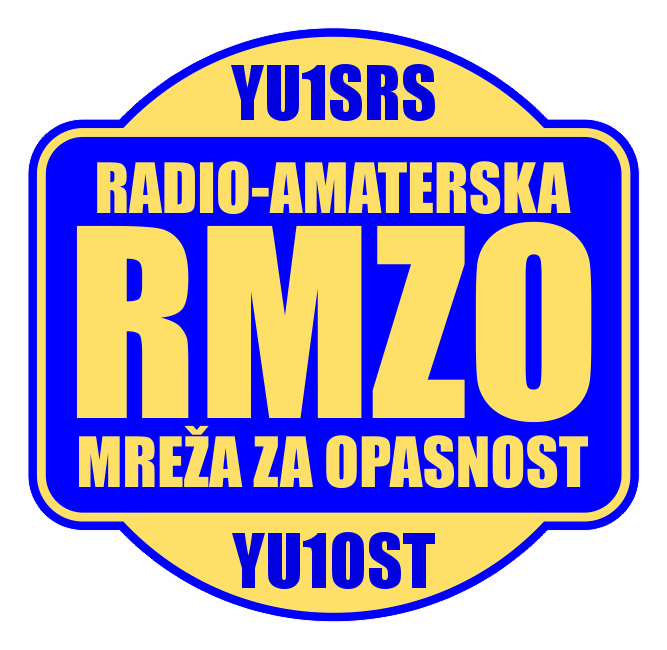 RMZO (EMERGENCY SERVICE) YU1OST