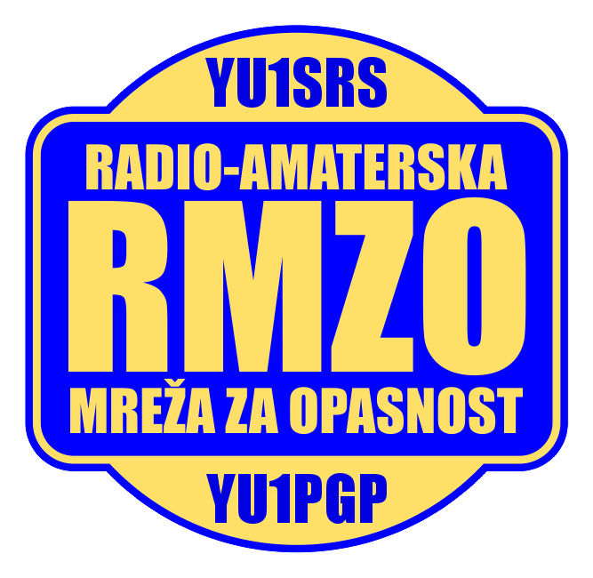 RMZO (EMERGENCY SERVICE) YU1PGP