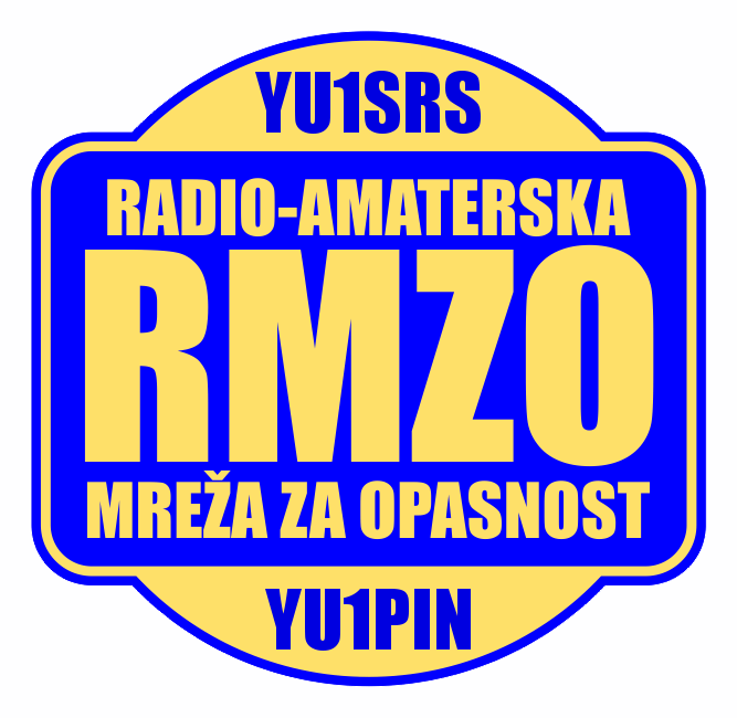 RMZO (EMERGENCY SERVICE) YU1PIN