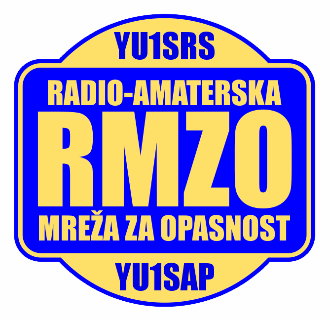 RMZO (EMERGENCY SERVICE) YU1SAP