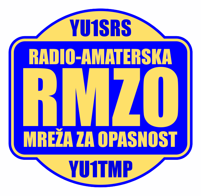 RMZO (EMERGENCY SERVICE) YU1TMP