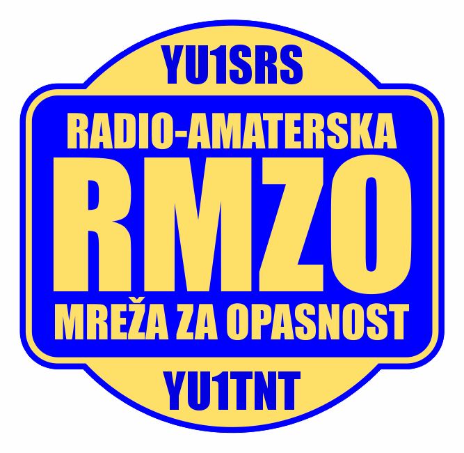 RMZO (EMERGENCY SERVICE) YU1TNT