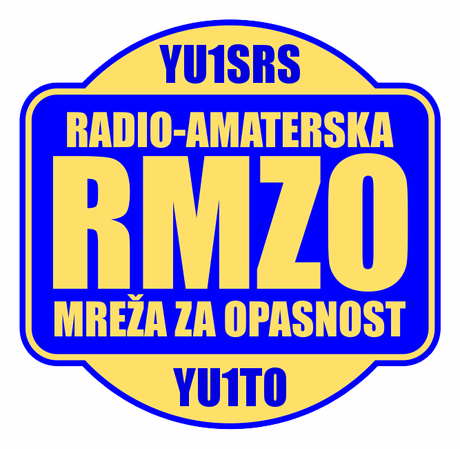 RMZO (EMERGENCY SERVICE) YU1TO
