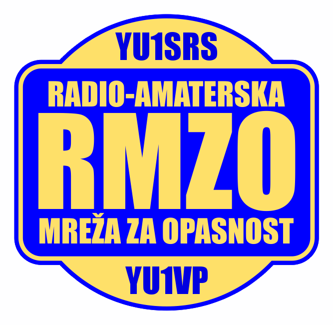 RMZO (EMERGENCY SERVICE) YU1VP